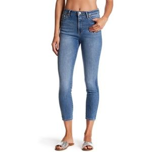 DL1961 Chrissy Trimtone High Rise Skinny Jeans